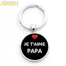 <b>TAFREE High Quality</b> Super Papy Keychains Heart Shape Glass ...