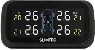 <b>Датчик</b> давления в шинах <b>Slimtec TPMS X4i</b>, внутреняя установка ...