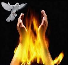 Resultado de imagem para imagem do espirito santo de deus