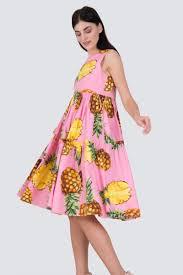 Rent <b>DOLCE</b> & <b>GABBANA Pineapple</b> Print Dress in Dubai ...