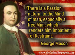 George Mason Quotes. QuotesGram via Relatably.com