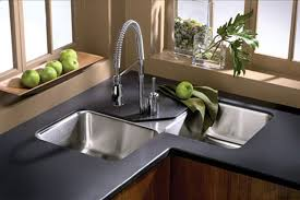 corner sinks design showcase: is a corner kitchen sink right for you solving the dilemma