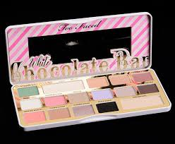 <b>Too Faced</b> White Chocolate Eyeshadow Palette Review, Photos ...