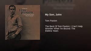 my son john my son john