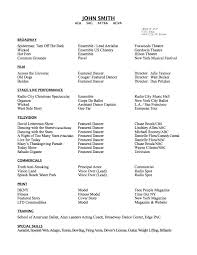 dance resume templates equations solver dance resume templates resumes template themysticwindow how
