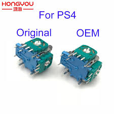 <b>100pcs 3D Analog</b> Axis 3D Joystick Module Potentiometer For ...