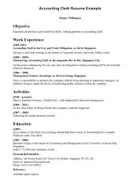 clerical resume format sample administrative assistant resume 5 objectives for office appeal letters sample office assistant