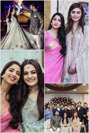 muneeb butt and aiman khan engagement pictures