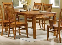 mission style dining collection