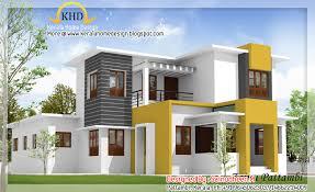 Beautiful House Elevation Designs   Kerala home design and floor    House plans designs   d house design