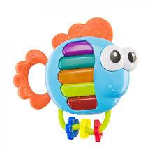 """Happy Baby Музыкальная игрушка """"PIANO FISH"""": 330369, 449 руб ..."""