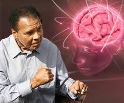 「Ali had Parkinson's disease.」の画像検索結果