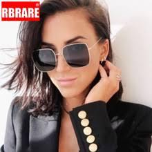 RBRARE <b>классические квадратные солнцезащитные очки</b> ...