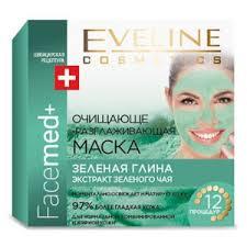<b>Маска для лица</b> Eveline Facemed+ очищающе-<b>разглаживающая</b> ...