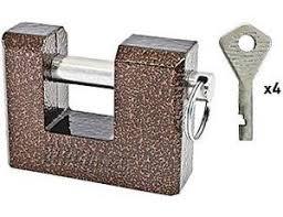 <b>Замок навесной Стандарт</b> ВС2-3-01С (корпус из алюминиевого ...