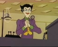 Image result for Joker new adventures of Batman
