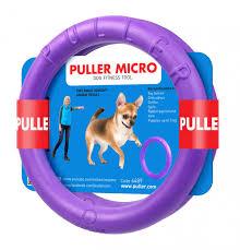 <b>Puller Micro</b> (<b>Пуллер</b> Микро). Тренировочные снаряды для собак ...