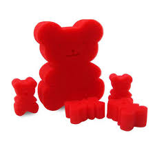 Online Shop 5Pcs/set <b>Magic</b> Sponge Bear Close <b>Magic</b> Tricks Prop ...