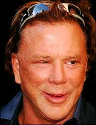 Mickey Rourke is an American actor most known for achieving fame in the '80s in such blockbuster films as Diner (1982), Rumble Fish (1983) and the ...