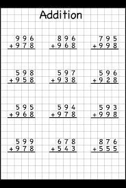3 Digit Addition With Regrouping – Carrying – 6 Worksheets / FREE ...3 Digit Addition With Regrouping – Carrying – 6 Worksheets. addition regrouping