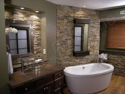 bathroom threshold pictured