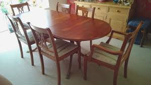Yew Dining Room Furniture Yew Dining Room Table And Chairs Decor