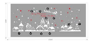 Decorazione Finestre Neve : Fiocco di neve decorazioni per finestre acquista a poco prezzo