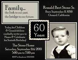 th birthday party invitations ideas 60th birthday party invitations wording