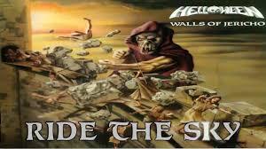 <b>Helloween</b> - <b>Walls Of</b> Jericho/Ride The Sky (Lyric Video) - YouTube