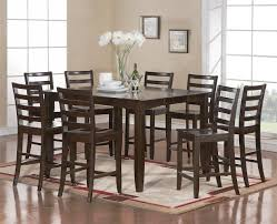 Tall Dining Room Sets Astonishing Counter Height Dining Room Table Sets Image Cragfont