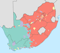 race ethnicity and language in south africa world elections