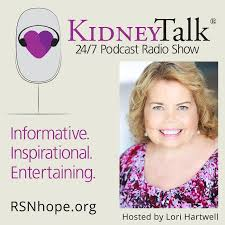 KidneyTalk - An Online Radio Show By Renal Support Network