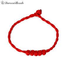 18.5-20.2cm <b>Kabbalah Red String Braided</b> Friendship Bracelets ...