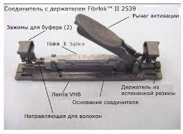 Инструкция Fibrlok <b>II</b> 2539