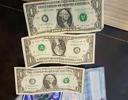 Image result for okunmuş 1 dolar