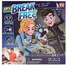 <b>Настольная игра</b> Spy Code <b>Break</b> free — купить по выгодной цене ...
