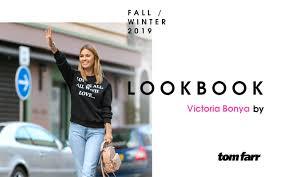 Lookbook Victoria Bonya by Tom Farr - Коллекция - Молодежная ...