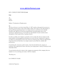 employee letter of termination apology letter  letters