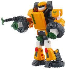 Трансформер <b>YOUNG TOYS Tobot</b> Mini T 301077 — купить по ...