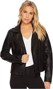 <b>Black leather</b> jacket + <b>FREE SHIPPING</b> | Zappos.com