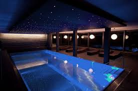 fancy indoor pool lighting with decor gallery beautiful lighting pool