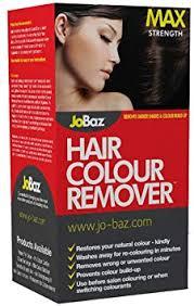 JoBaz Hair <b>Colour</b> Remover Extra Strength Removes Darker ...