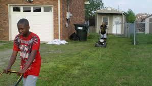 mentoring archives clarksville tn online students in the leap intern program mowing grass in clarksville tn