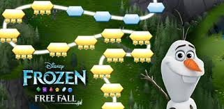 Disney Frozen Free <b>Fall</b> - Play Frozen Puzzle Games - Apps on ...