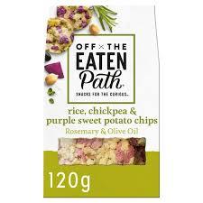 <b>Off</b> the Eaten Path Rice Chickpea & Purple <b>Sweet</b> Potato Rosemary ...
