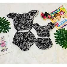 <b>Mom and daughter Swimwear</b> | Shopee Philippines