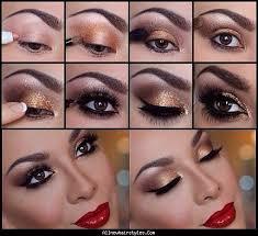 night out eye makeup tutorial summer eye makeup looks for brown eyes u0026 ideas