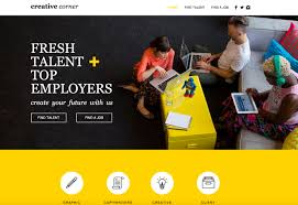 36 stunning wix website themes and templates the creative staffing agency wix layout