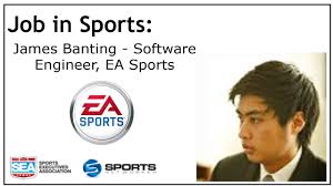 job in sports software engineer ea sports james banting job in sports software engineer ea sports james banting