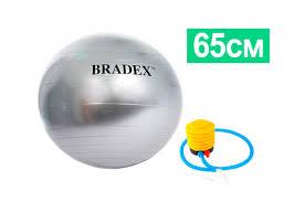 <b>Мяч</b> для фитнеса антивзрыв 65 см с насосом купить оптом - <b>SF</b> ...